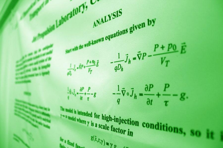 Bild von einer wissenschaftlichen Paper