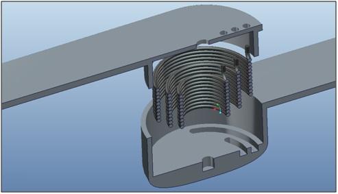 Konzeption eines neuen Exoskeletts für AOUDA.X