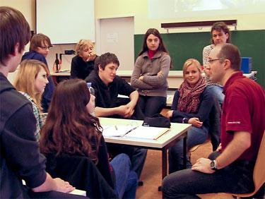 YETI Experiment des Gymnasium Lilienfeld