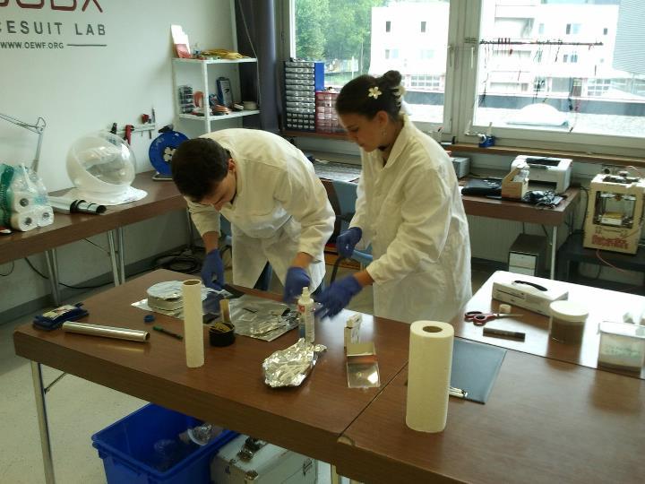 Labormarathons für die Astrobiologie