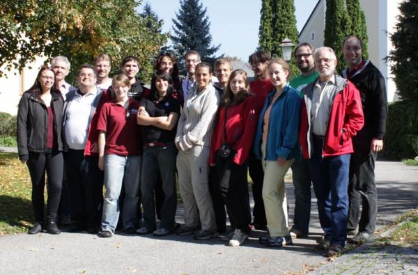 Traditionelles ÖWF Zieleworkshop Gruppenfoto