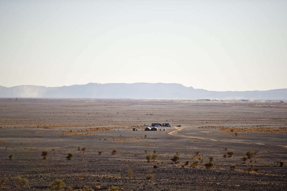 This expedition really is isolated, (almost) just as it would be on Mars. (c) OeWF (Katja Zanella-Kux)