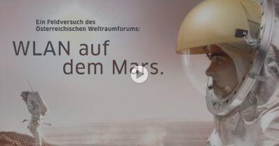 Neues Video: WLAN auf dem Mars – Hauptgewinn des Lancom Extraordinary-Wettbewerbs
