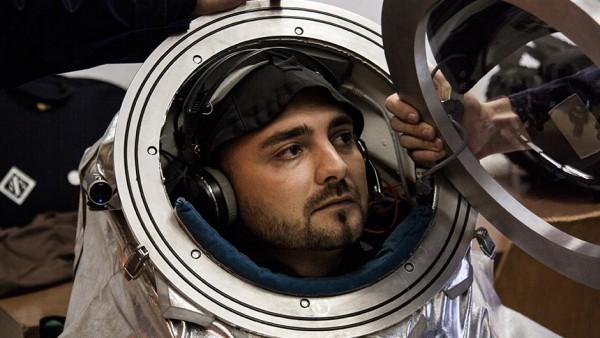 Analog Astronaut Daniel Schildhammer