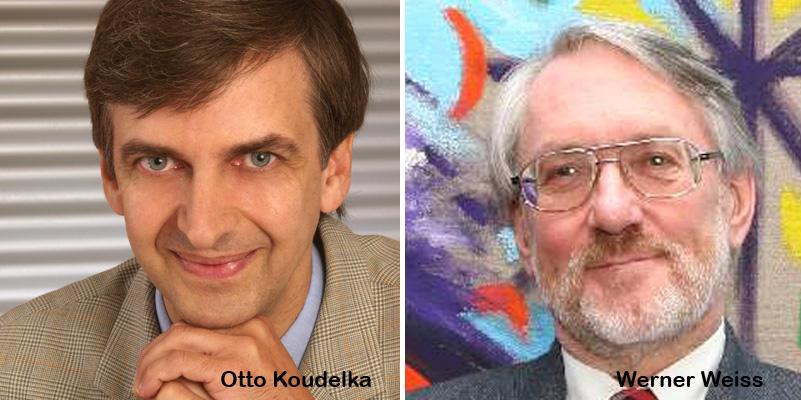 Der Polarsternpreis 2014 geht an Otto Koudelka und Werner Weiss