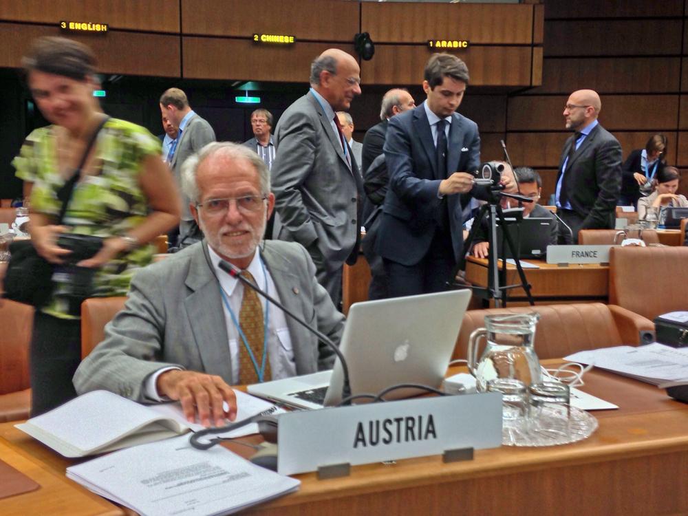 Die UNO, der Weltraum und das ÖWF