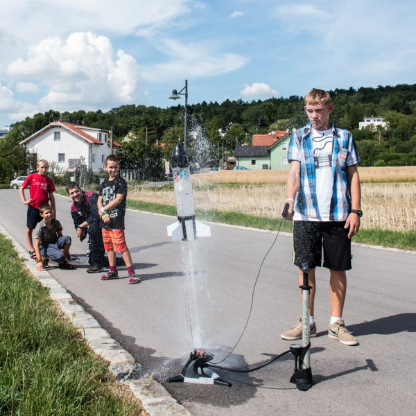 Wasserraketen (c) ÖWF (Stefan Hauth)