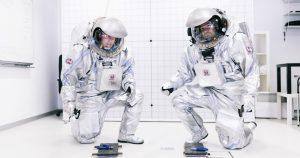Aouda.X & Aouda.S spacesuit simulators (c) OeWF (Florian Voggeneder)
