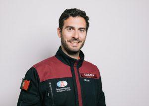 Joao Lousada (c) ÖWF (Florian Voggeneder)