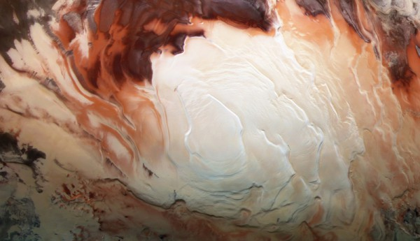 Mars (c) ESA/DLR/FU Berlin / Bill Dunford