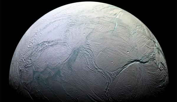 Enceladus (c) NASA / JPL