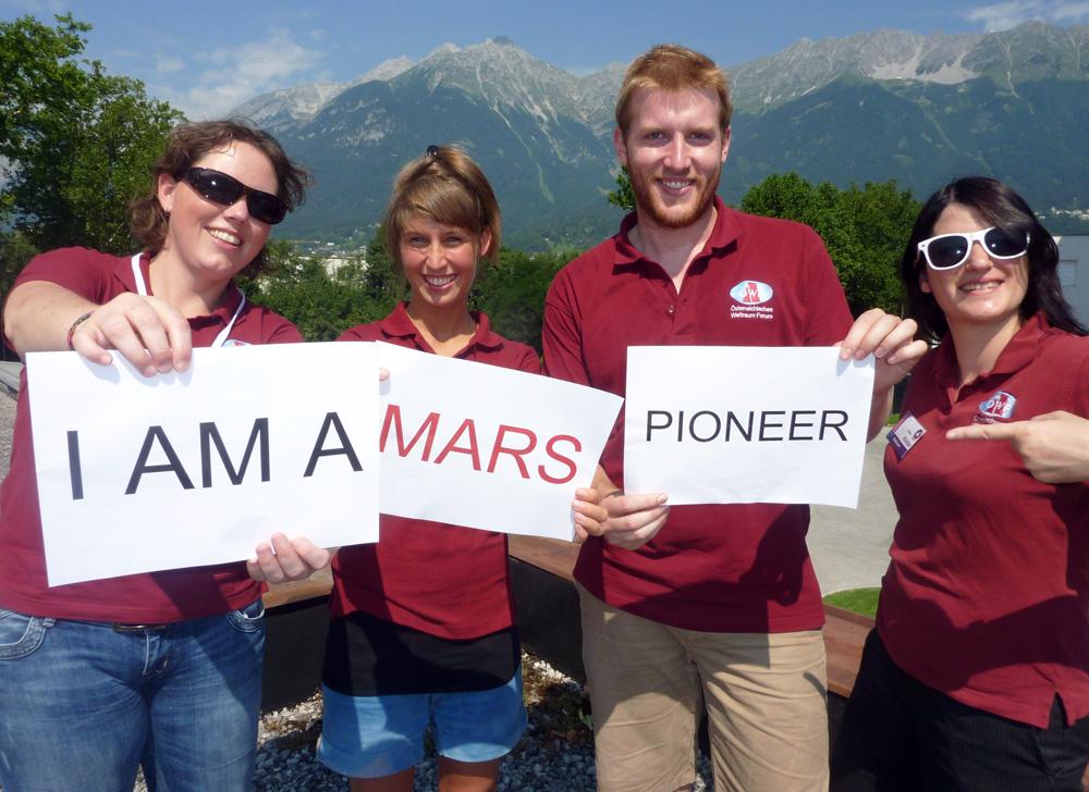 [Beendet] AMADEE-15 Gewinnspiel: Sind Sie ein Mars Pionier?