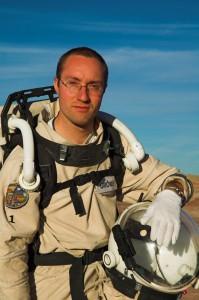 Dr. Gernot Grömer, Analog-Astronaut (c) ÖWF (A. Köhler)