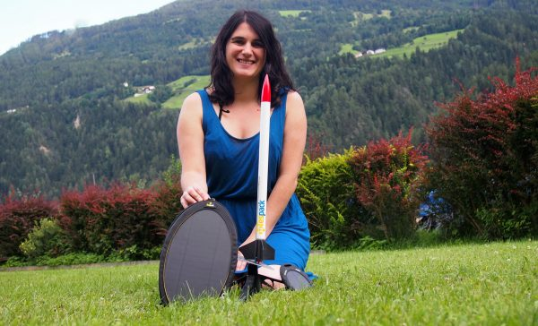 Olivia Haider testet Smartpack & Solar Power Bank