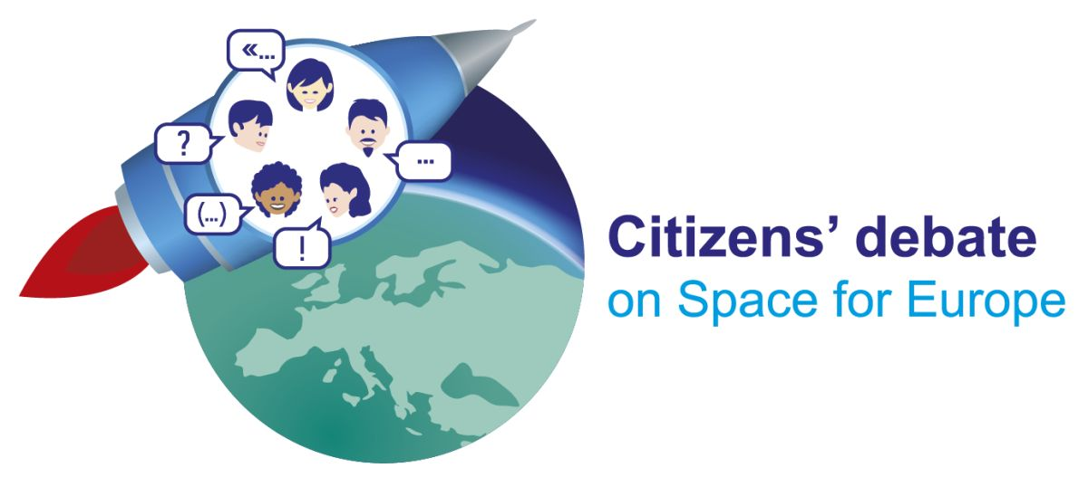 ESA Citizens' Debate: Deciding Europe's Future on Space