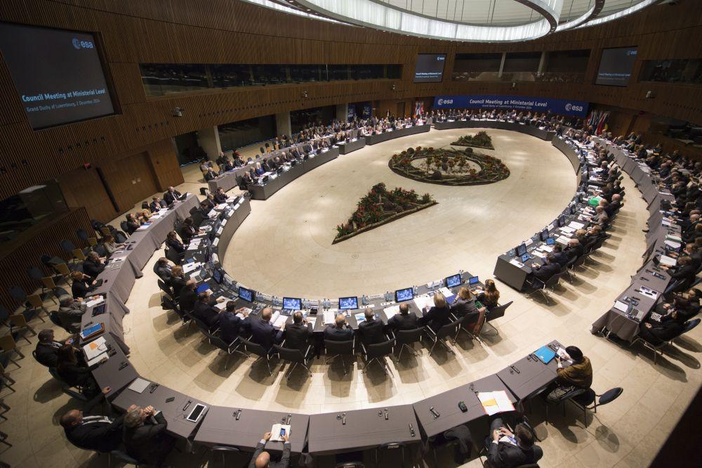 Der Ministerrat der ESA: Wegweiser für Europas Zukunft im All