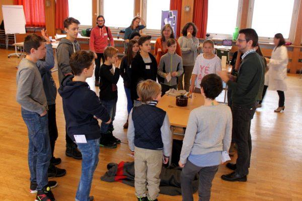 Teacher Training: Backing a comet