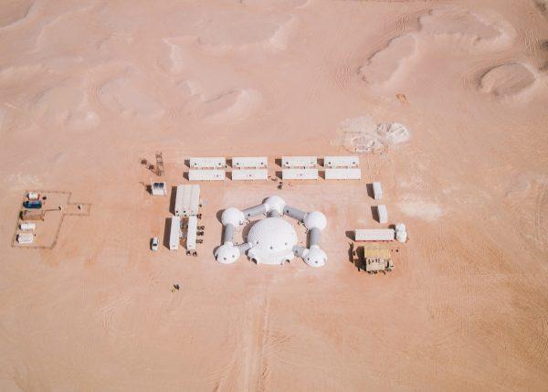 Kepler Station Oman (c) ÖWF (Florian Voggeneder)