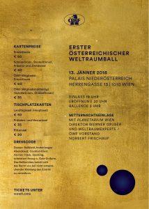 ÖWF Ball Poster Seite 2