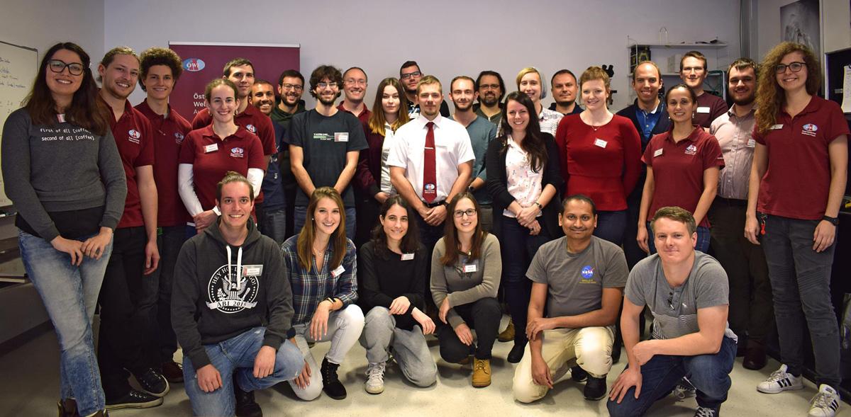 group photo AMBT participants