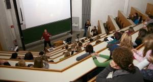 Kick-off Veranstaltung für SchülerInnen der BAKIP an der Universität Innsbruck mit Kindern aus dem Übungshort.