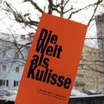 Welt als Kulisse: Flyer