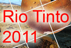 Announcement of Opportunity for Rio Tinto Field Test 2011