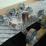 Phileas Mars Rover
