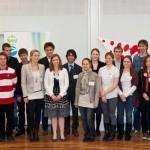 Gruppenfoto der PraktikanntenInnen