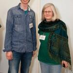 S. Wagner mit ÖWF Redakteurin M. Pflug-Hofmayr