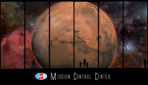 Fenster zum Mars