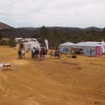 """Base Camp """"Mars"""" Rio Tinto"""