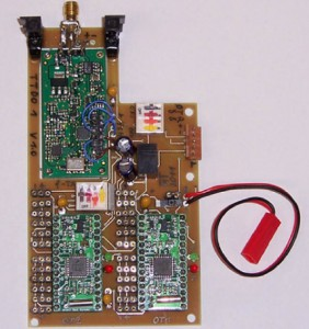 Passepartout Sherpa telemetry board