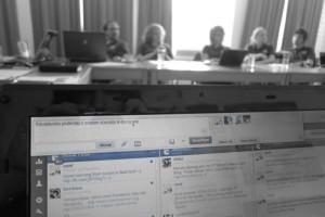 Live-Twittern & diskutieren