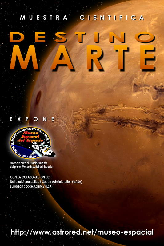 DESTINATION MARS: Bringing the mysteries and wonders of Mars to the general public
