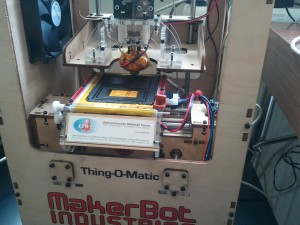 Unser 3D Drucker
