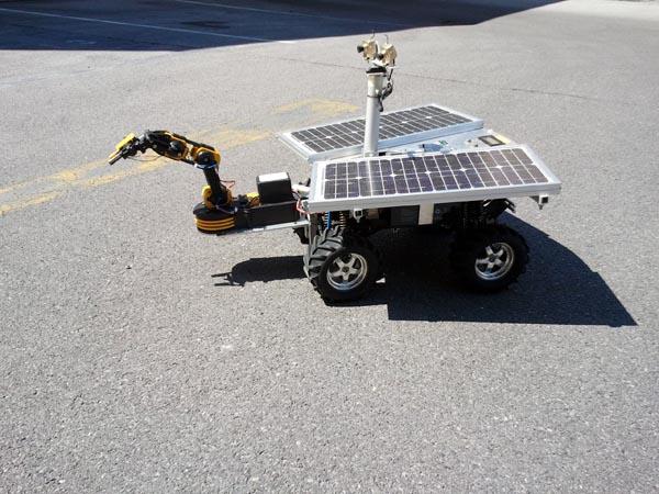 Von Rover bis Wasserrakete