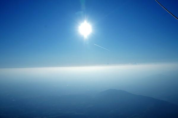 Beeindruckende Kulisse in 4.000 m Höhe