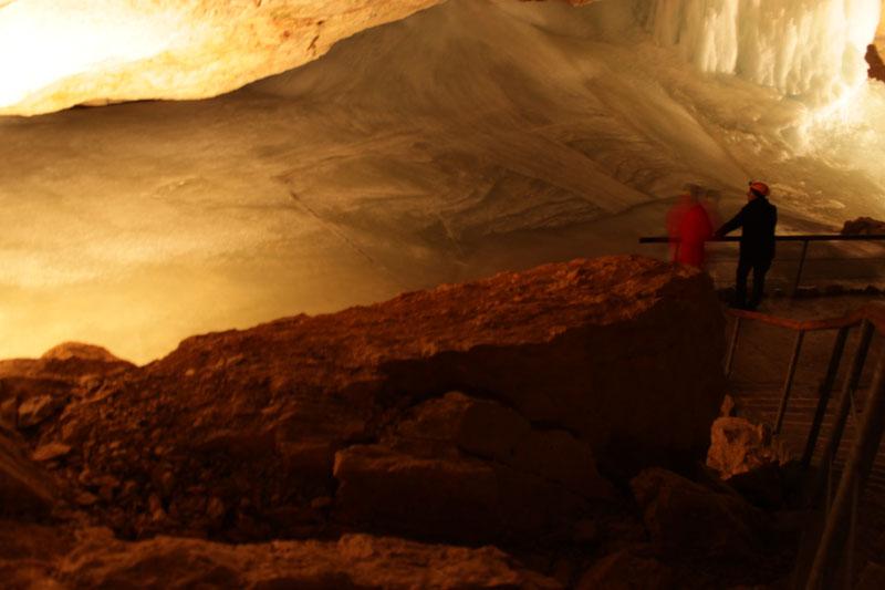 Dachstein Mars Simulation 2012