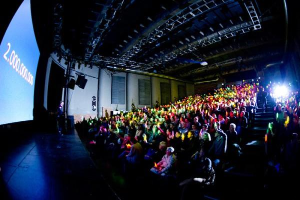 12 - Cosmos show in Salzburg