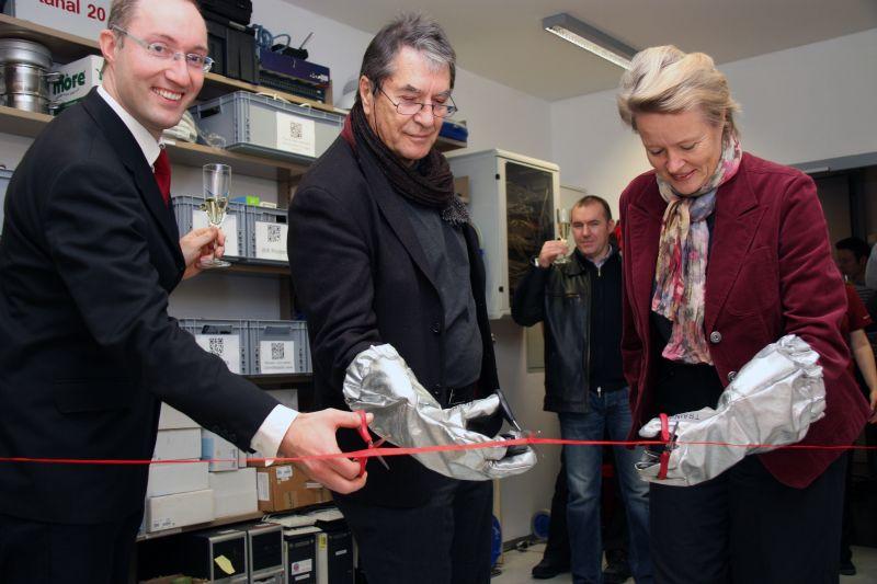 Mars-Anzug bekommt neues Hauptquartier