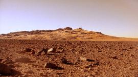 Mars Analog-Scouting in Nordafrika
