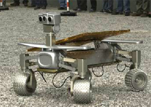 Asimov Jr. Rover (Part Time Scientists)