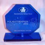 Polarsternpreis 2012 Trophäe