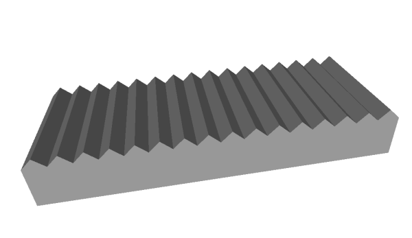 Computer drawing of 5 mm pattern plate (c) OEWF (Marc Rodiguez)
