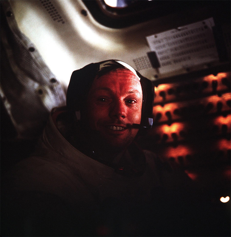 """…One Giant Loss for Mankind"" – Neil Armstrong 1930-2012"