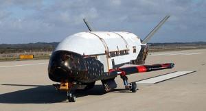X-37B Prototyp