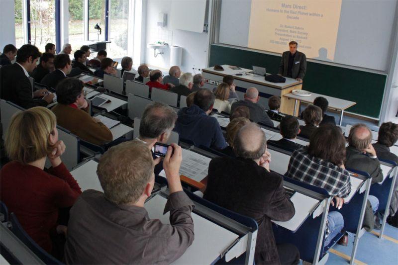 Europäische Mars Konferenz 2012
