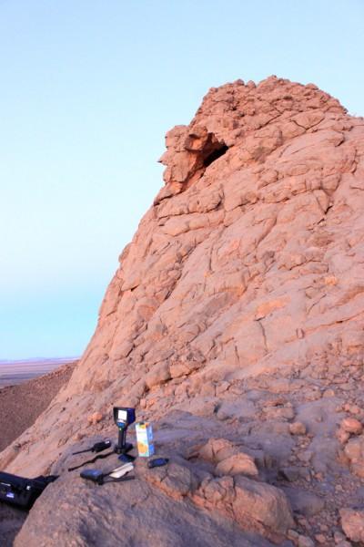 The Skyhole cave. (c) OeWF (Katja Zanella-Kux)