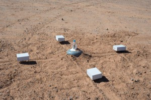 New setup gas buried. (c) OeWF (Katja Zanella-Kux)